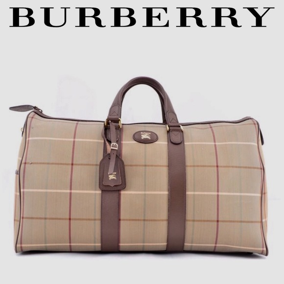 647ba5dbb684 Burberry Other - Authentic Burberry Weekender Bag